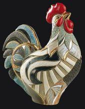 """Vögel aus der """"Rinconada"""". Keramik. Teil 2. Diskussionen  – Барельеф, Скульптура."""