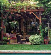 Pergola Bausatz – 40 Pergolas und Gartenlauben für Ihren Außenbereich