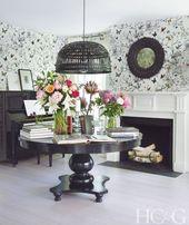 Eine Sweet Sag Harbor Saltbox bekommt ein modernes Makeover   – Home Decorating Ideas