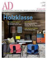 Ad Architectural Digest 5 2017 Holzklasse Architektur Architectural Digest Wohn Design