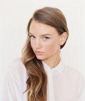 Amazing 50+ Perfekte natürliche Make-up für Frauen Idee #HomemadeBlush