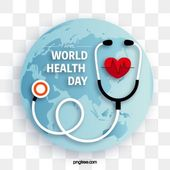 Cartoon Stereo Earth Stethoscope World Health Day Health Stethoscope Heart Love Png Transparent Clipart Image And Psd File For Free Download World Health Day World Heart Day Love Png