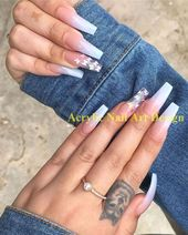 Best Summer Ombre Nails in 2019 – #nails #ombre #summer – #New