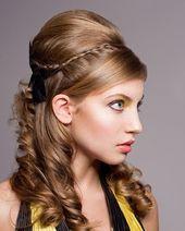 Women hair styles tied together # women # women hair styles # hair styles # tied # together
