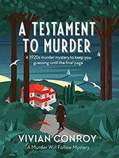 Un testament à l'assassinat (2019) (Série sur l'assassinat du mystère n ° 1) de Vivian Co …   – Books, books & more books!