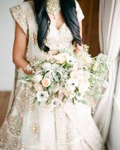 A Plant-Filled Indian Wedding in Sonoma, California
