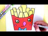Süße Kawaii Bilder Zum Nachmalen – DIY – Zeichnen – YouTube – Kawaii