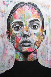 Straßenkünstler Ant Carver sucht mit neuer Londoner Ausstellung ein Stück Paradies