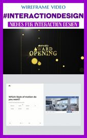 Wireframe video #interactiondesign #seo2020 #design. wireframe website, wirefram…