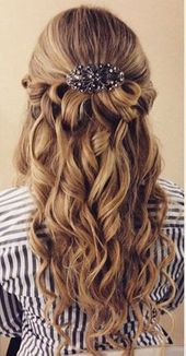 20 Superb Hairstyles for Brides and Bridesmaids