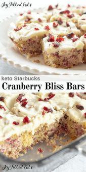 27 desserts Keto à faible teneur en glucides pour Noël