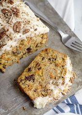 El mejor pan de pastel de zanahoria   – cakes