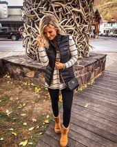 43 Ideen für das beste Herbstoutfit, um Ihre Garderobe auf den neuesten Stand zu bringen – Women Fashion