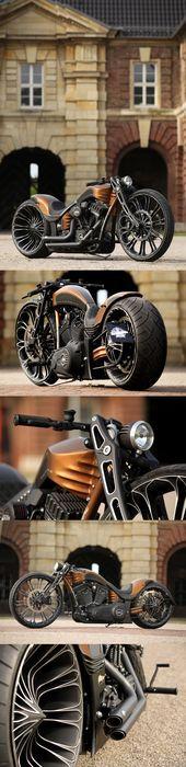 Thunderbike Production-R custom motorcycle with Harley-Davidson Screamin Eagle e…