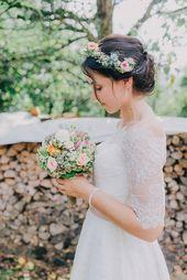 Barn Wedding in the Bavarian Forest by Nadine Lorenz | Wedding blog The Little Wedding Corner