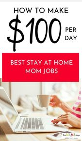 How to Make $100 per Day Online: Creative Side Hustle Ideas – This Mama Blogs – Money Renegade