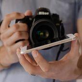 Photography Hack: So verwenden Sie einen Telefonbildschirm, um bezaubernde Porträts zu erstellen