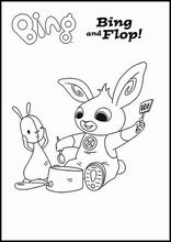 Coloring Book Colouringbing Bunny5 Bing Bunny Bunny Coloring Pages Coloring Sheets