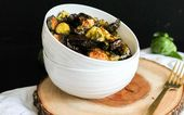 Crispy Balsamic Roasted Brussels Sprouts [Vegan, Grain-Free] – One Green PlanetO…   – Plant-Based Holidays
