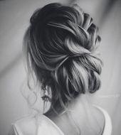 Beautiful Idea for the Wedding Updo #weddinghairstyles #upport #dress #wedding #sweet – New Site