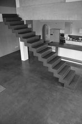 VERBESSERT | BETON CIRE SPEZIALIST Beton Cire Kaufen – #Besser bauen #beton #kau …   – Anbau Grau