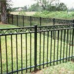 60 Best Ideas For Different Types Of Garden Fence Panels Metal Garden Fencing Garden Fence Panels Iron Fence Panels