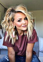 Les 17 meilleures idées Updo pour cheveux mi-longs – Friesur Idea – #Friesur # for   – FRUSUREN DEUTCHDE