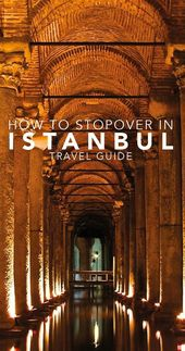 Istanbul travel guide: 24 photos that will make you book a ticket! #turkeytravel…
