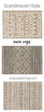 Nothing Updates a Room Like a Rug