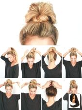 #HairstylesTutorial # for #Hairstyle tutorial #Ideen # Girls Hairstyles tutorial for girls 49 hairstyles tutorial for girls