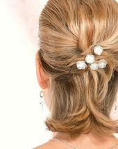 Hochsteckfrisuren einfach kurze haare – #einfach #haare #hochsteckfrisuren #kurz…
