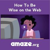 How to be wise on the web #internet #safety #technology #education #sexed #video