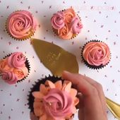 Easily Applied Cake Decoration Techniques – Desserts, sweets & food