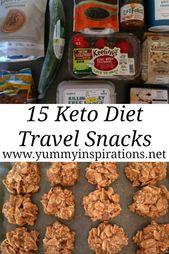 15 Keto Travel Snacks: consejos y trucos para ayudarlo a seguir una dieta baja en carbohidratos mientras …