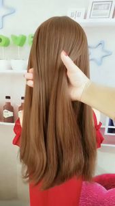 frisuren für lange haare videos | Frisuren Tutorials Zusammenstellung 2019 | Teil 433   – Make, Beauty & Hair