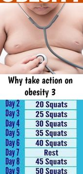 Why take action on obesity 3