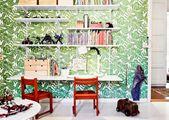 Ideen für Kinderzimmerdekoration: Skandinavisches Kinderzimmer   – Childrens Room Designs