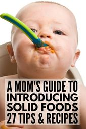 How to Make Homemade Baby Food: 27 Tips, Hacks, and Recipes