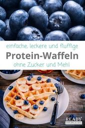 Photo of Protein Waffles