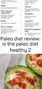 Revisión de la dieta paleo: es la dieta paleo saludable 2   – Keto