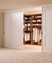 Wohnideen Eigentumswohnung: Begehbarer Kleiderschrank von CABINET