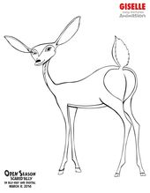 open season coloring page boog tys animation and art gallery and more pinterest open season and season colors - Open Season Coloring Pages