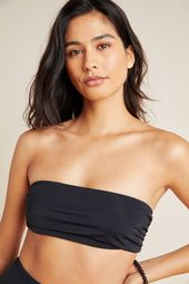 Mara Hoffman Womens Lua Underwire Bikini Top Swimsuit
