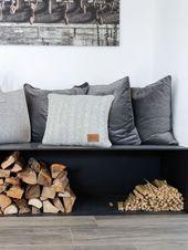 Brennholz zu Hause lagern? Ohne Probleme oder doch