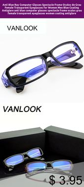 [Only $3.95] Anti Blue Ray Computer Glasses Spectacle Frame Oculos de Grau Femal… – New Apparel