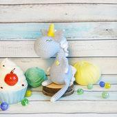 Crochet unicorn Mini Unicorn small unicorn, Kawaii unicorn stuffed animal, soft toy, Mini unicorn figurine, stuffed unicorn