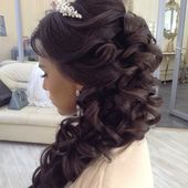 Derfrisuren.top 30 Classic Wedding Hairstyles & Updos - Wedding Hair Ideas - Hairstyles Weekly weekly wedding updos ideas hairstyles Hair classic