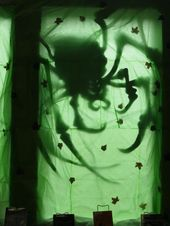 Scary But Creative DIY Halloween Window Decorations Ideas You Should Try 15