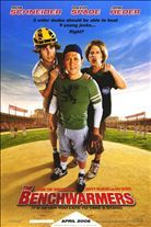 The Benchwarmers Movie Cast 2006 The Benchwarmers Sports Movie I Movie