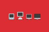 Apple evolution #design #ilustration